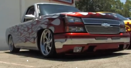 Custom Car Shows Straight From the streets