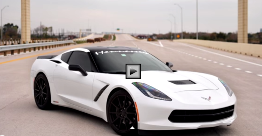 2014 Hennessey C7 Corvette Goes Over 200mph Hot Cars