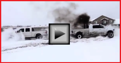 FORD VS. DODGE TUG OF WAR MUST WATCH