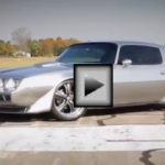 Pro touring Custom Trans Am LS powered muscle car