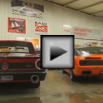 The Ringbrothers custom muscle cars