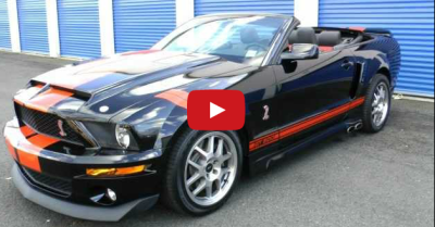 mustang shelby eleanor tribute