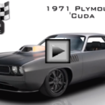 plymouth cuda ultimate muscle car 1