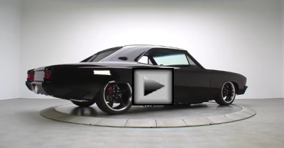 1967 Chevrolet Chevelle muscle car
