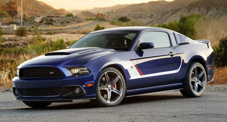 2014 mustang roush stage 3