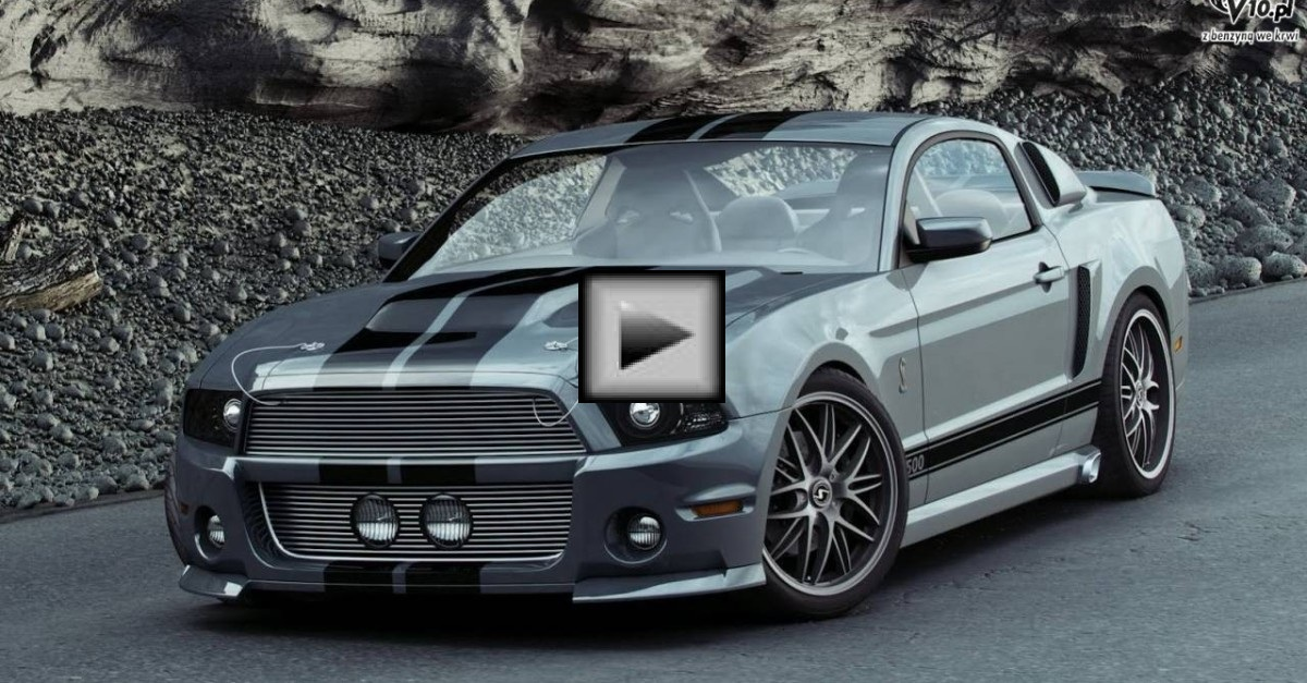 Ford Mustang american muscle car