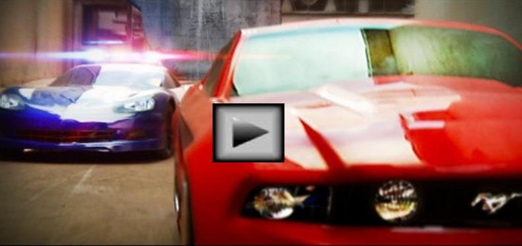 Police VS Muscle cars