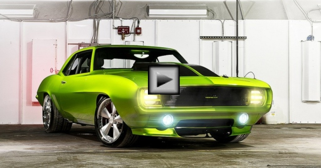 1969 Chevy Camaro 606 Quot Monster Quot Best Muscle Cars Hot Cars