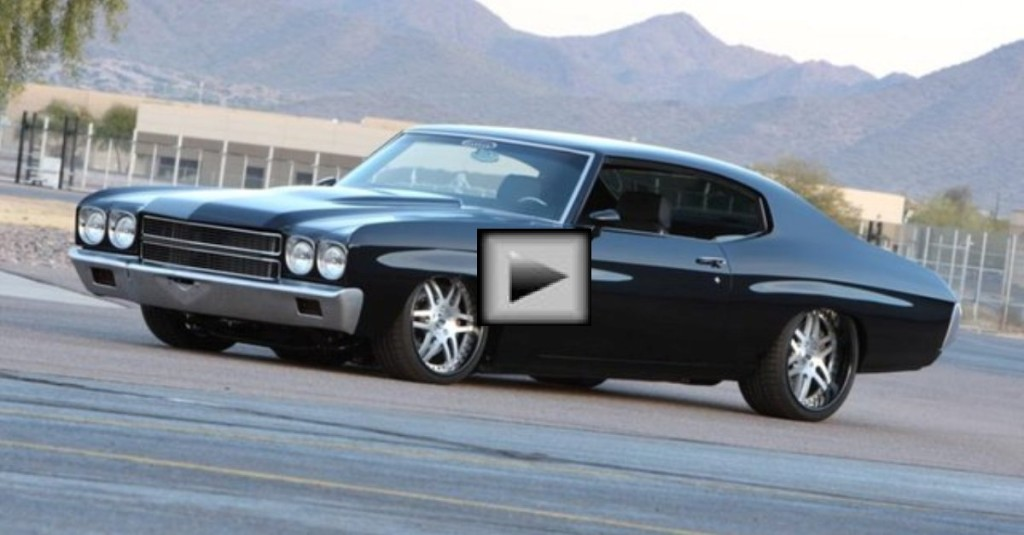FESLER BUILT 1970 CHEVELLE SS - AMERICAN MUSCLE CAR | HOT CARS
