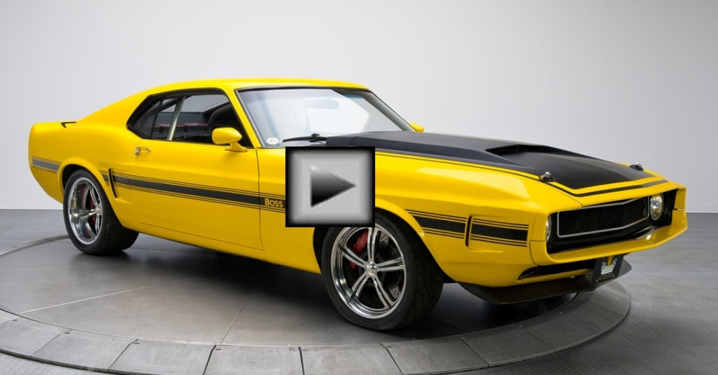 1970 Mustang Boss Snake by RPM Hot Rods | HOT CARS