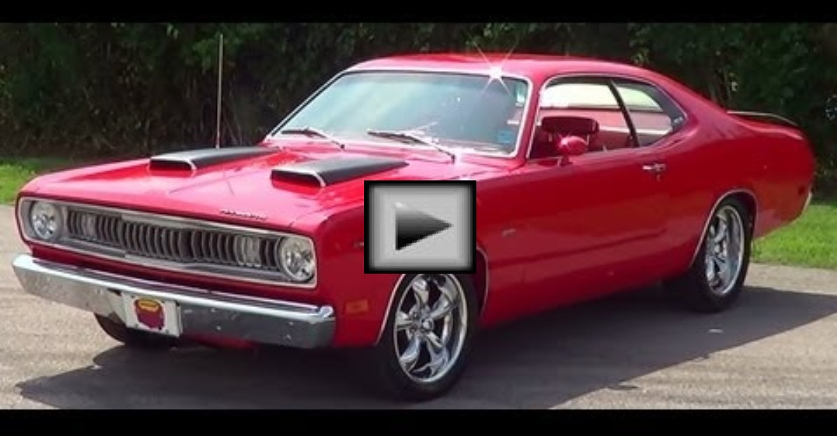 1970 Plymouth Duster Carpet
