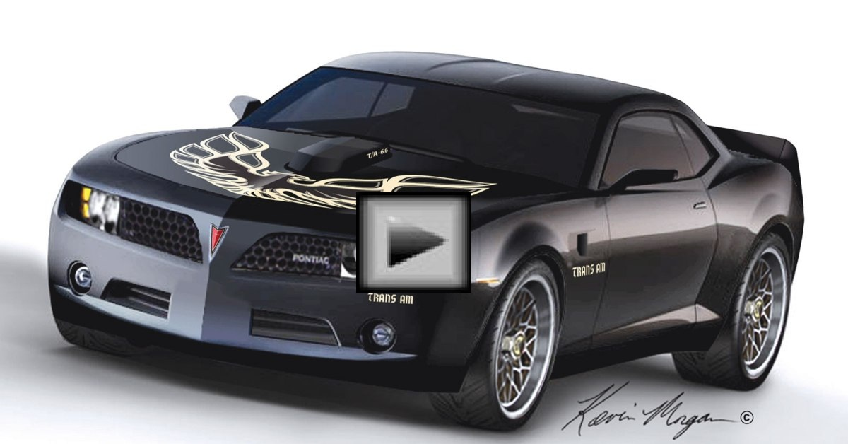 trans am american muscle