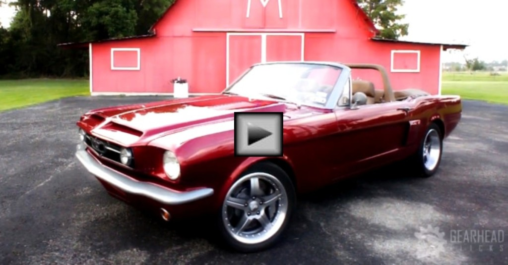 Super Mean 820hp 1965 Ford Mustang American Muscle Car