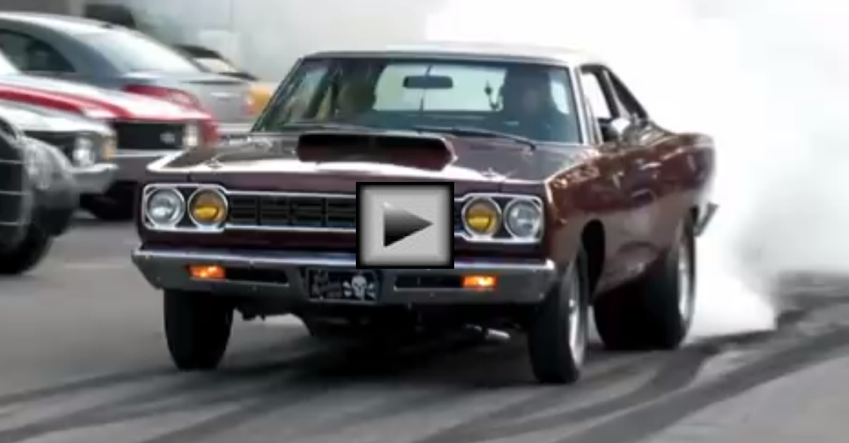 1968 1000hp Hemi Roadrunner mopar muscle car | HOT CARS