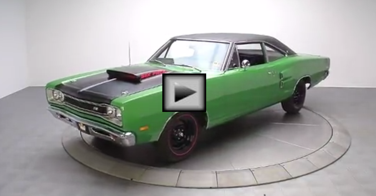 1969 Dodge Coronet A12 Super Bee mopar muscle car | HOT CARS