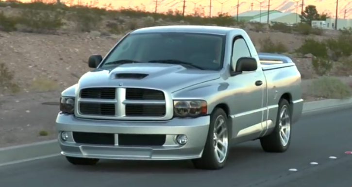2004 Dodge Ram Srt10 Viper Roe Supercharged Truck Hot Cars