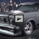 2600hp Ford Falcon american muscle car