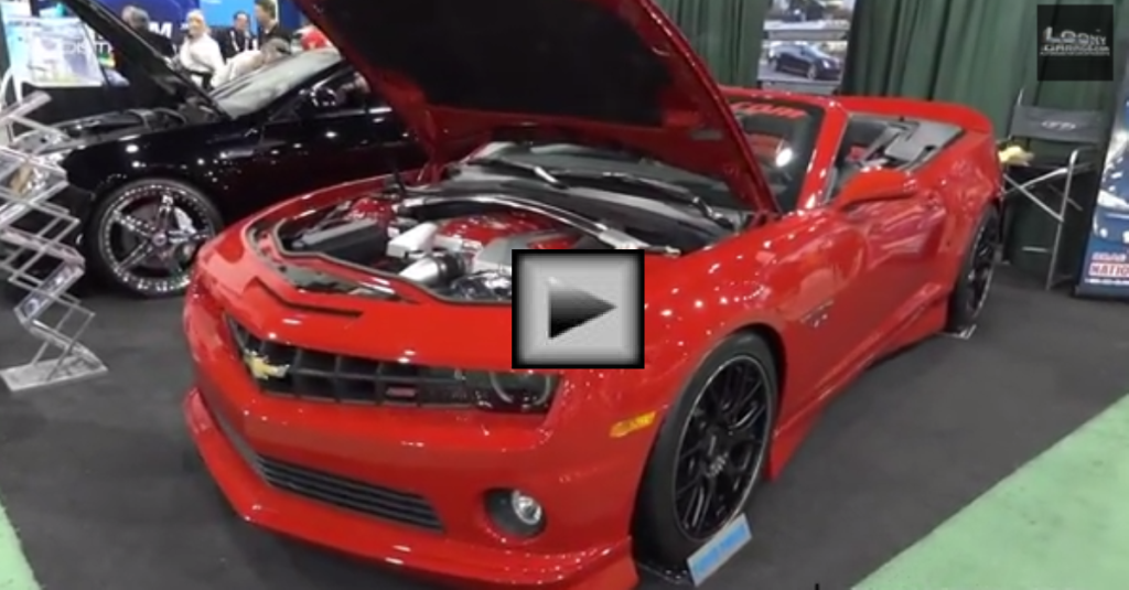 CHEVROLET CAMARO SS LIMITED EDITION - AMERICAN MUSCLE CAR ...