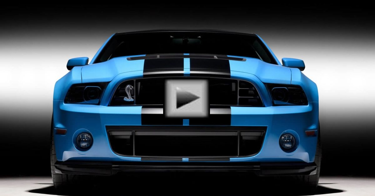Ford-Mustang-Shelby-GT500-2013 american muscle car