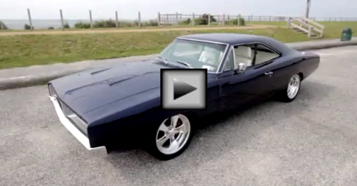 Road Testament Pro Touring Dodge Charger mopar muscle car