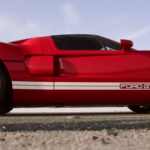 ford gt sports car anniversary video