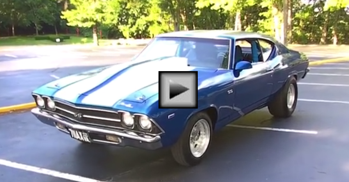 1969 Chevy Chevelle SS 454