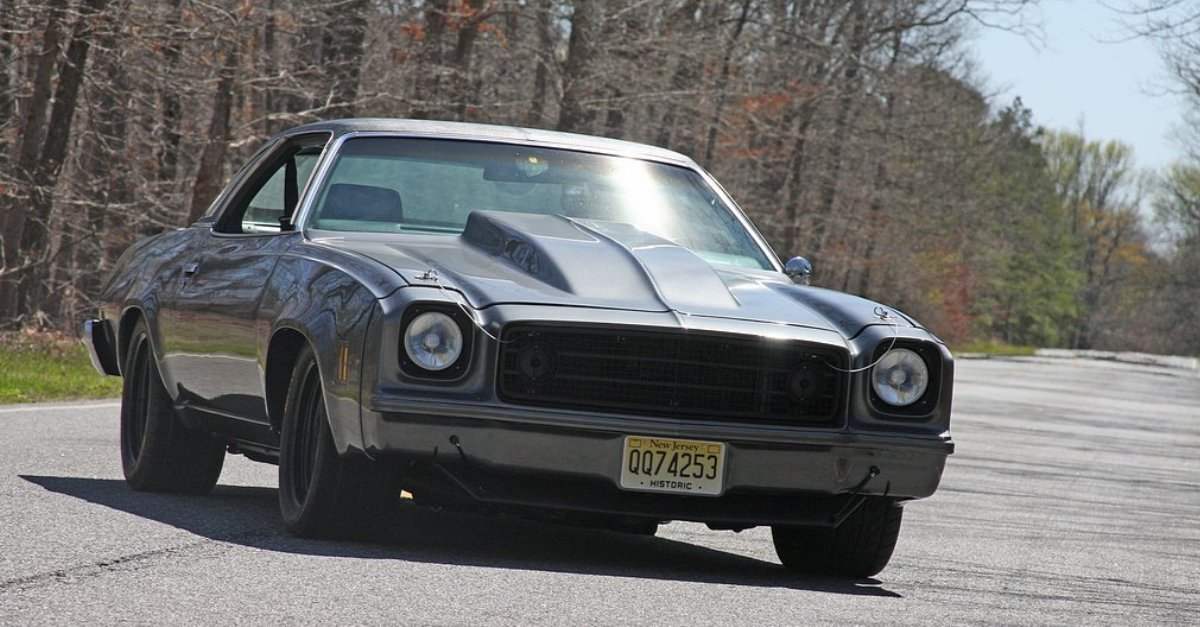 Pro Touring 1973 Chevy Chevelle