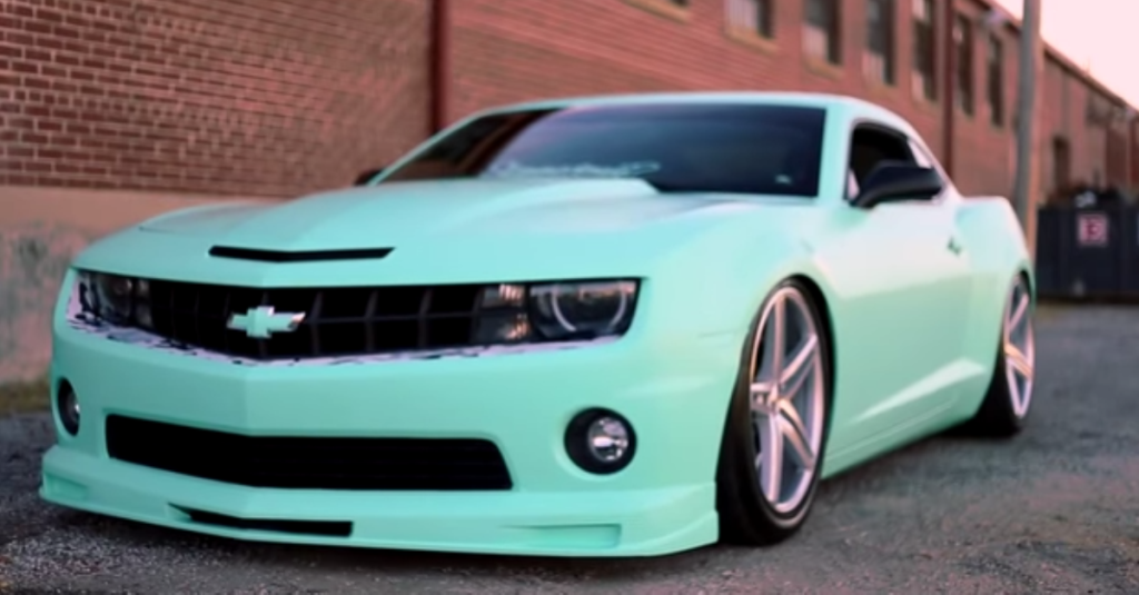 MINTY 2010 CHEVROLET CAMARO SS AMERICAN MUSCLE CAR HOT