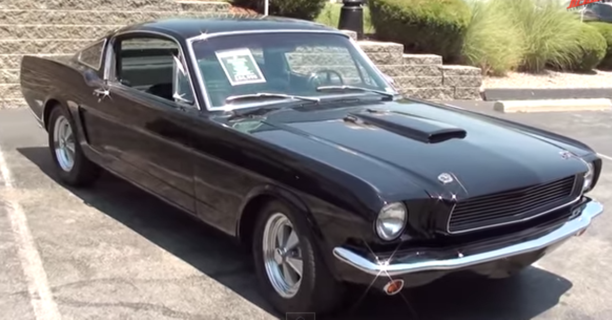 Test Driving 1966 Ford Mustang Fastback 351W Restomod Shelby