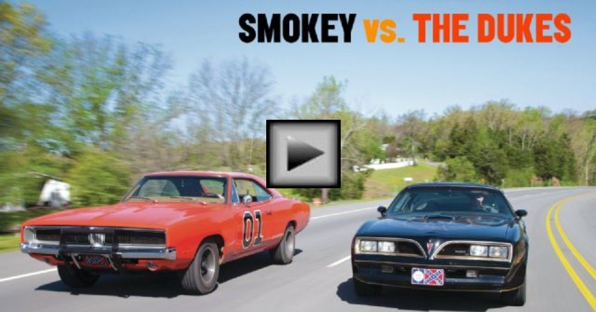 general lee vs trans am bandit