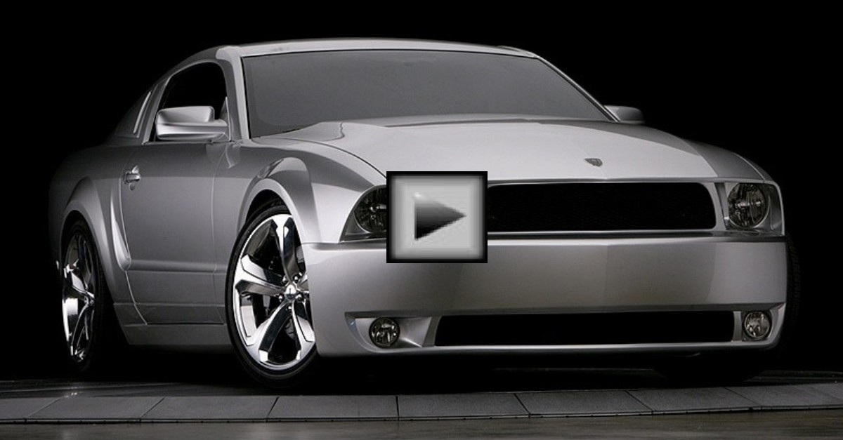iacocca mustang american muscle car