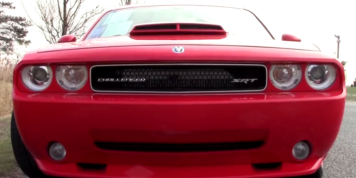 pro charged 2009 dodge challenger srt8 f1a