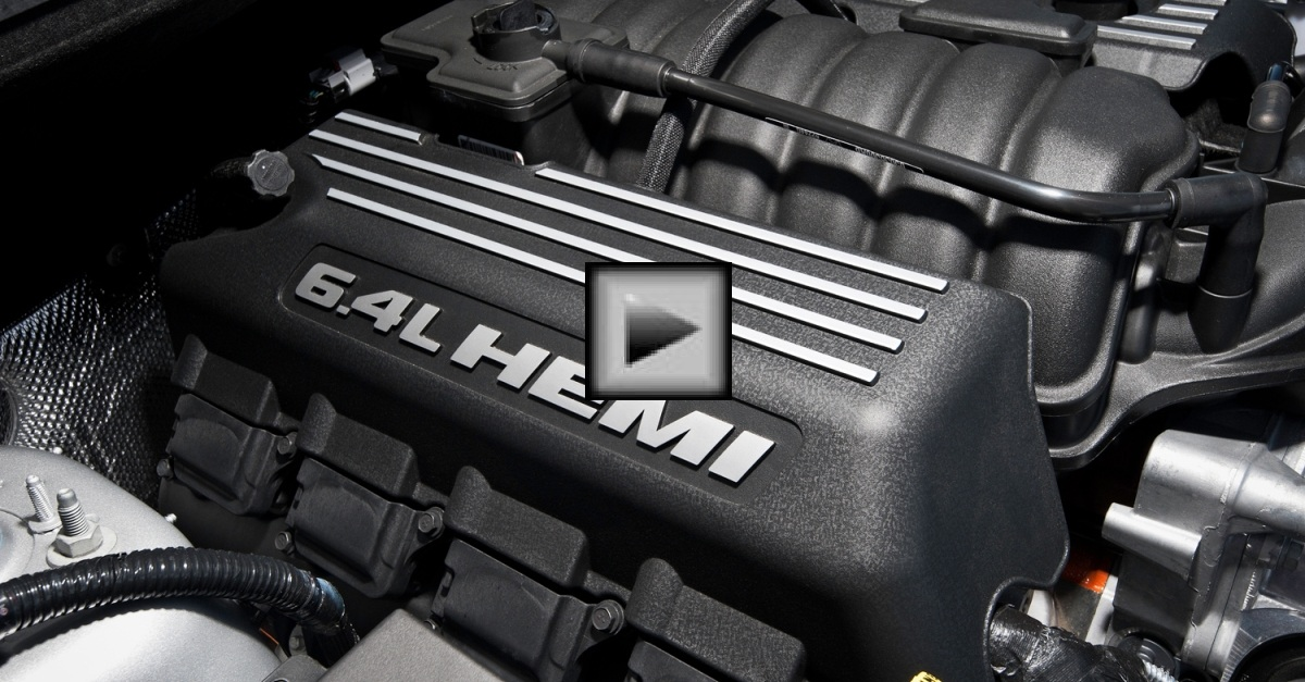 the history of the HEMI mopar engine