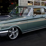 1964 Ford Fairlane 500 Sports Coupe 331 Stroker V8 Restomod american muscle cars