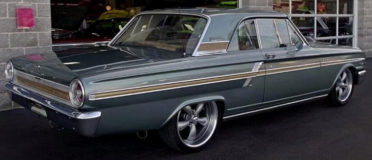 Ford Performance Racing School >> STUNNING 1964 FORD FAIRLANE 500 V8 COUPE | HOT CARS