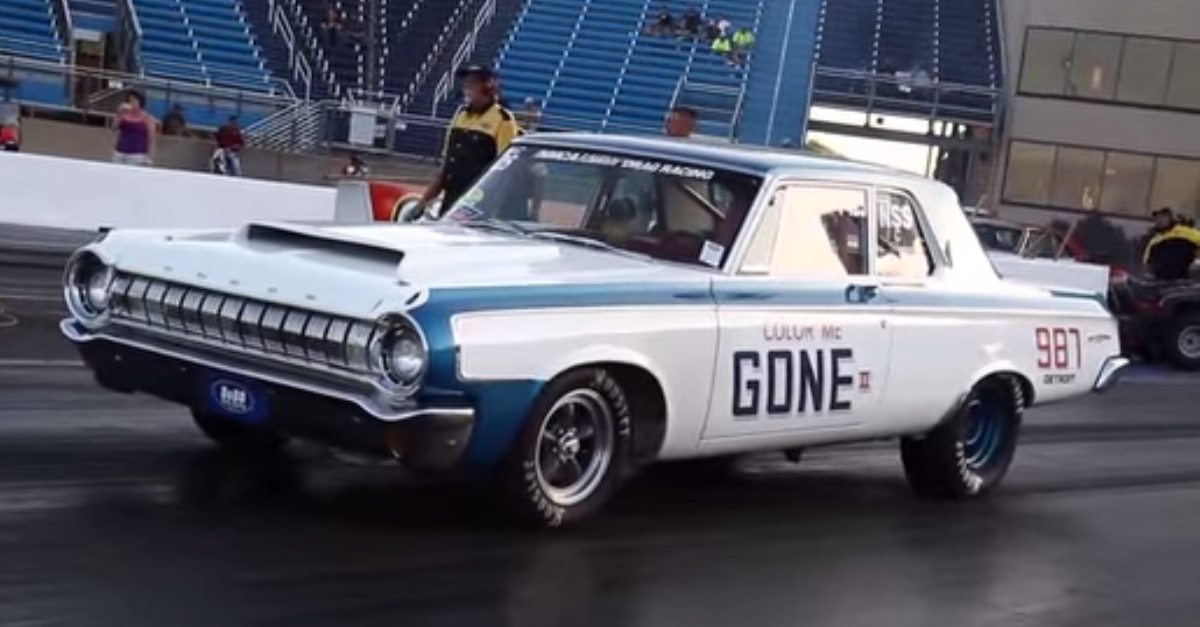 1964 HEMI DODGE 330 Color me gone Mopar muscle car
