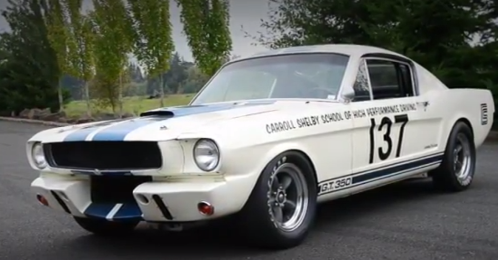 1965 MUSTANG SHELBY GT350 R | AMERICAN MUSCLE CAR | HOT CARS