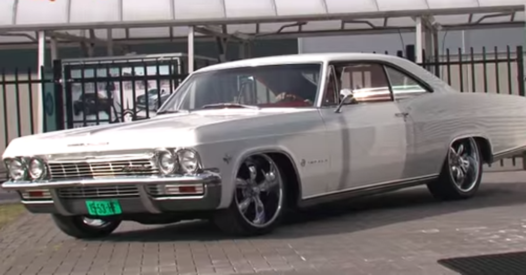 american muscle cars chevy - photo #41
