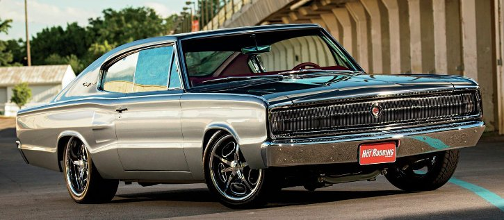 1966 dodge charger fastback custom