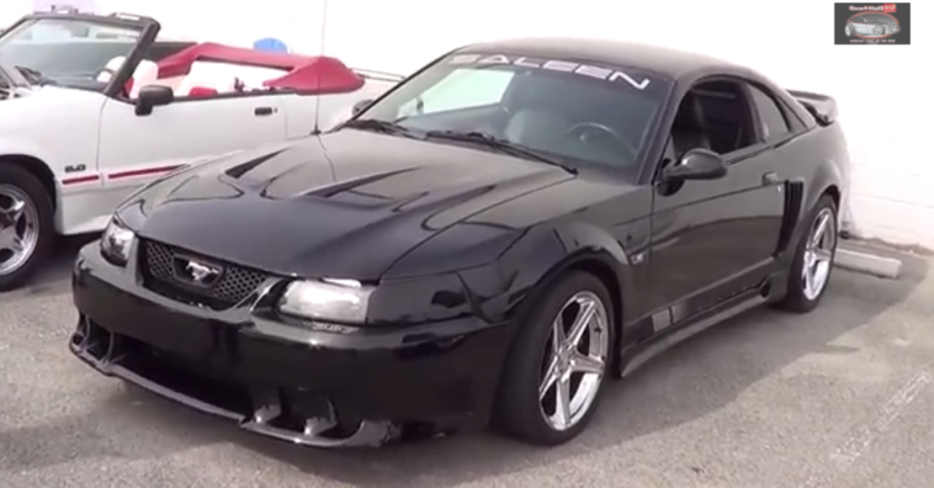 badass 2004 saleen ford mustang american muscle car hot cars. Black Bedroom Furniture Sets. Home Design Ideas