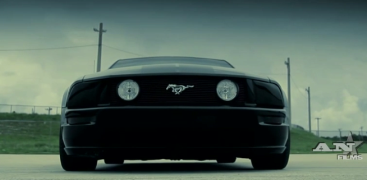 2007 ford mustang gt custom video