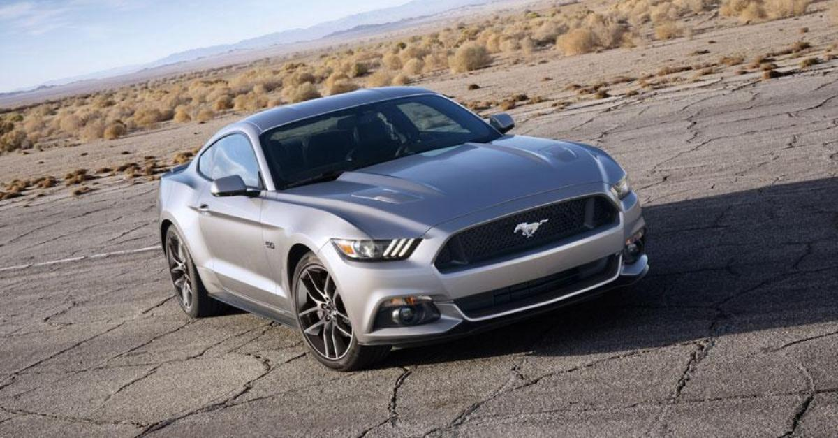 2015 ford mustang gt american muscle cars