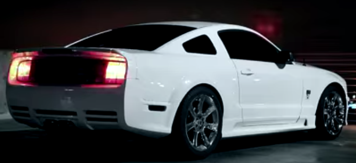 SUPER HOT SALEEN MUSTANG PROMO VIDEO