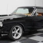 1965 ford mustang v8 coupe american muscle car