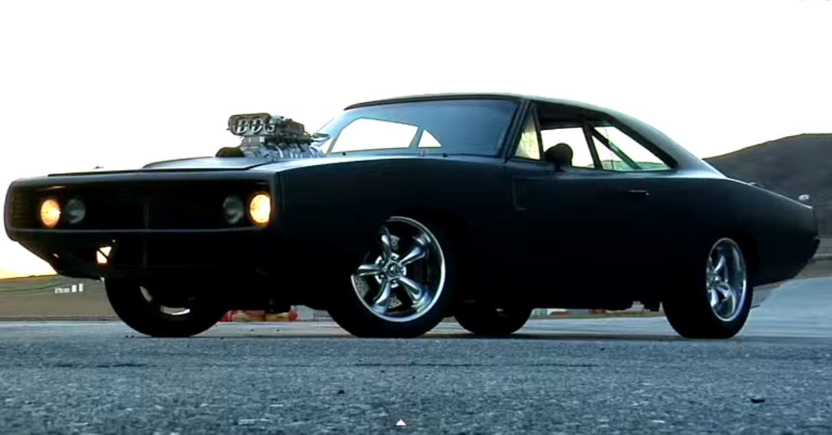 1970 Dodge Charger From Fast And Furious Vin Diesel Mopar Muscle Car