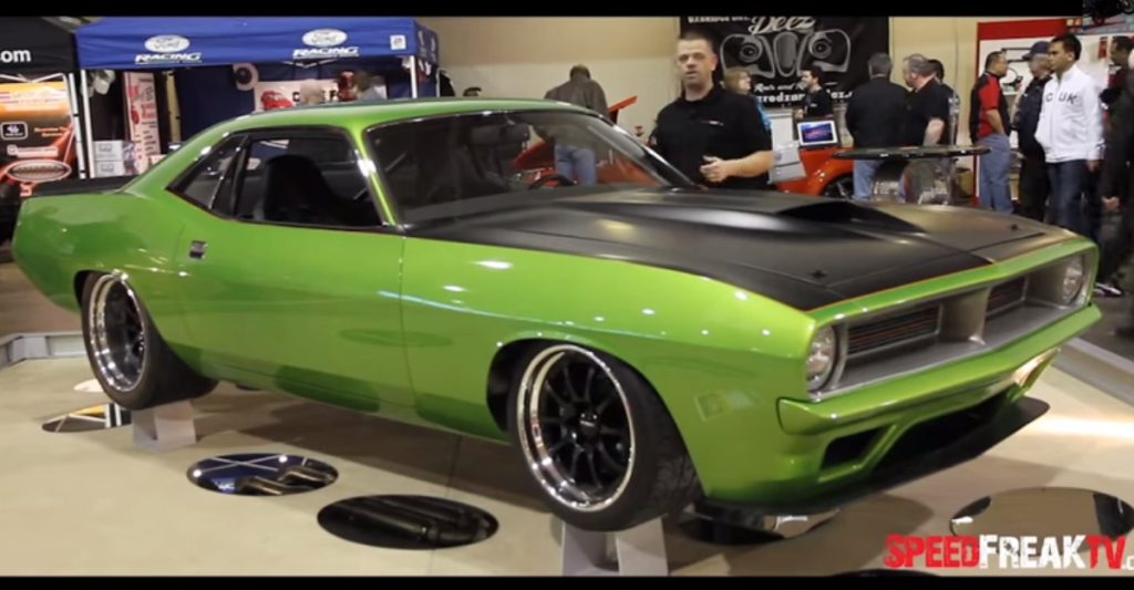 the fastest street legal lmc super cuda in the world in depth review hot cars. Black Bedroom Furniture Sets. Home Design Ideas