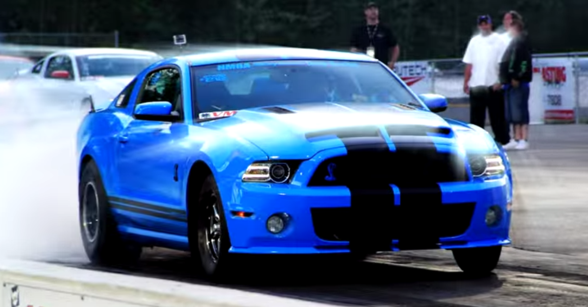 The Fastest 6 Speed Mustang Shelby GT500 in the World american muscle cars