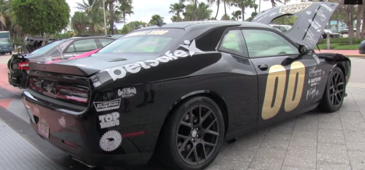 new 2015 DODGE CHALLENGER RT 392 SCAT PACK SHAKER