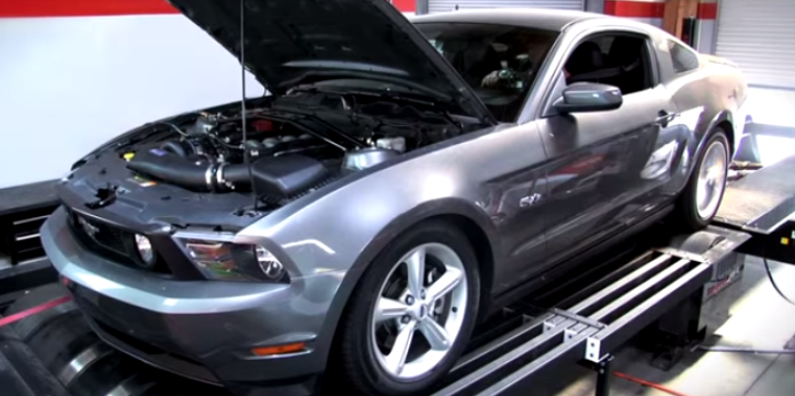 vortech supercharged ford mustang gt 5.0