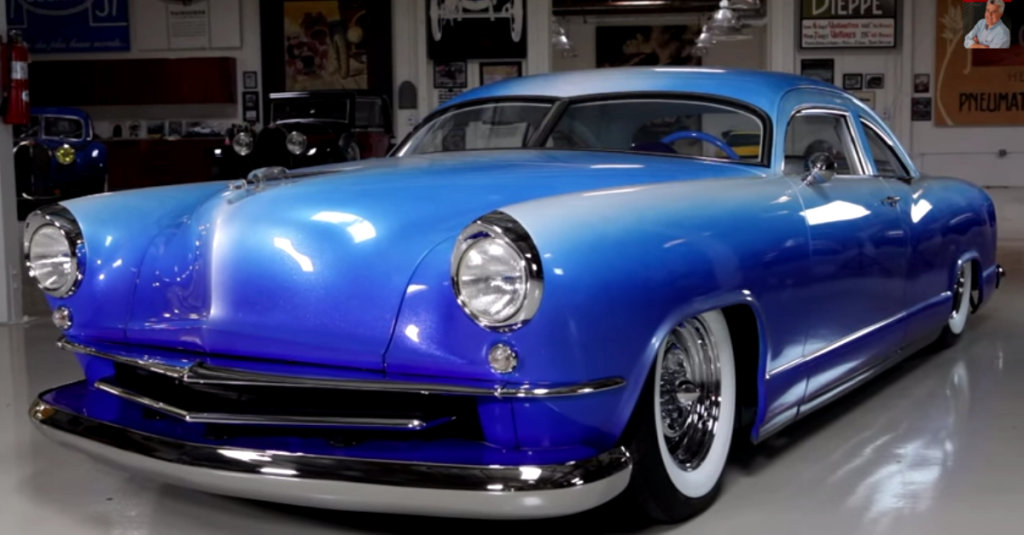 Incredible 1951 kaizer drag 39 n restomod hot cars for American custom classics